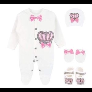 Other - Baby girl set